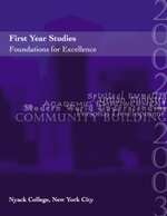 First Year Studies: Foundations for Excellence